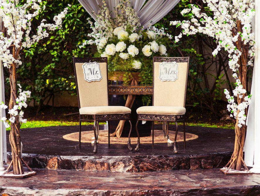 Les plus belles salles de mariage du Cameroun